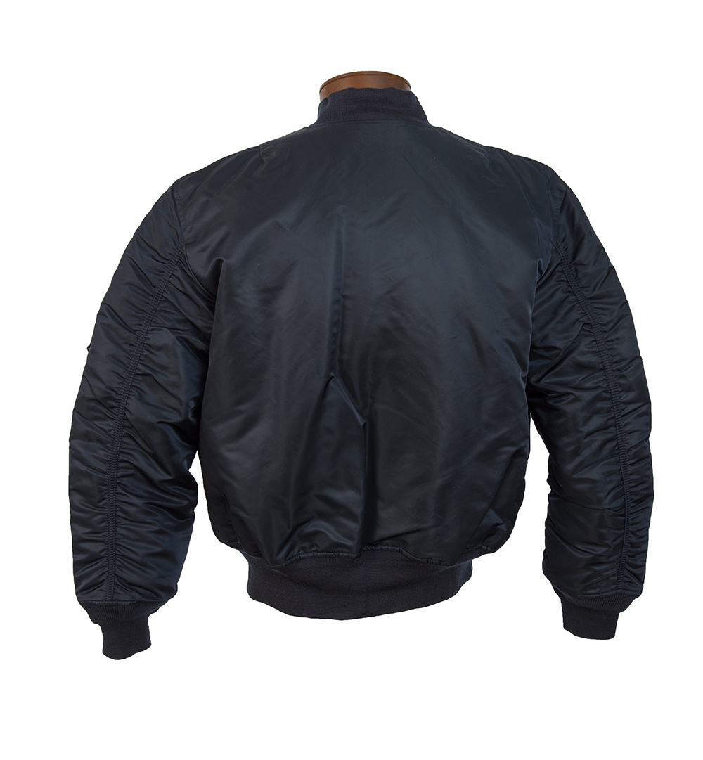 MA-1 Nylon Flight Jacket | Valley Apparel LLC